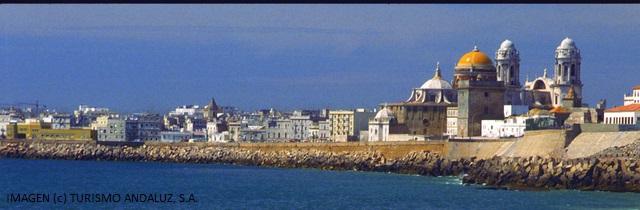 Catedral desde la playa